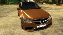 Mercedes Benz E63 AMG for GTA San Andreas
