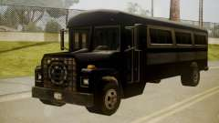 Bus III for GTA San Andreas