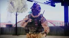 MW2 Russian Airborne Troop Desert Camo v4