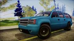 GTA 5 Declasse Granger FIB SUV IVF