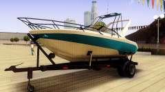 GTA V Boat Trailer