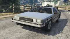 DeLorean DMC-12 Back To The Future v1.0