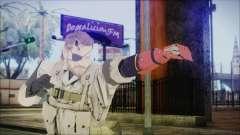 MGSV Phantom Pain Snake Normal Desert for GTA San Andreas
