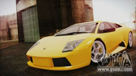 Lamborghini Murcielago 2005 Yuno Gasai IVF for GTA San Andreas
