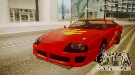 Jester FnF Skin 2 for GTA San Andreas