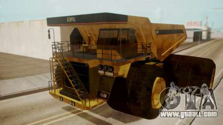 Dump Truck for GTA San Andreas