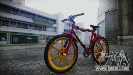 Mtbike HD for GTA San Andreas