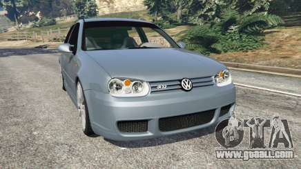 Volkswagen Golf Mk4 R32 for GTA 5