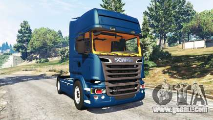 Scania R730 for GTA 5