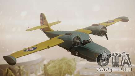 Grumman G-21 Goose N130FB for GTA San Andreas