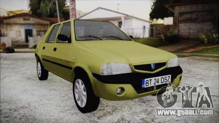 Dacia Solenza for GTA San Andreas