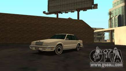 Chrysler New Yorker 1988 for GTA San Andreas