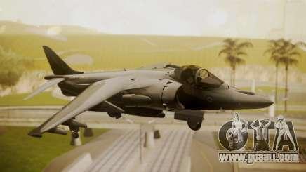 AV-8B Harrier Hellenic Air Force HAF for GTA San Andreas