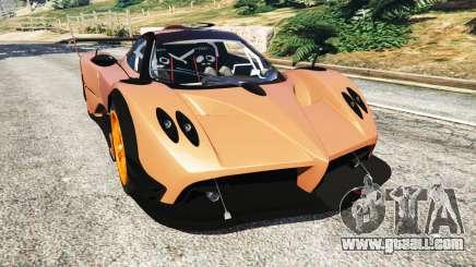 Pagani Zonda R v0.9 for GTA 5