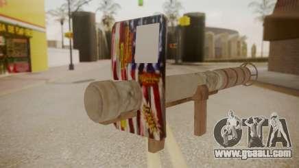 GTA 5 Stinger for GTA San Andreas