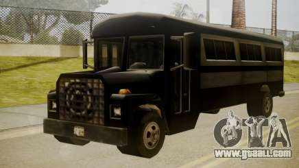 Bus III for GTA San Andreas