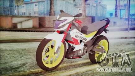Honda Sonic 150R AntiCacing for GTA San Andreas