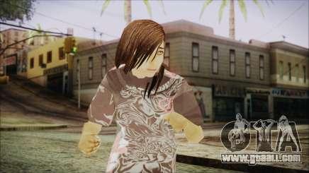 Home Girl Chola 3 for GTA San Andreas