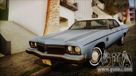 Oldsmobile Delta 88 1973 Final for GTA San Andreas