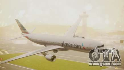 Airbus A330-300 American Airlines for GTA San Andreas