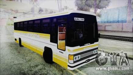 Scania Cametal Nahuel II for GTA San Andreas