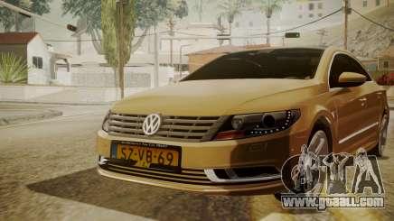 Volkswagen Passat CC for GTA San Andreas