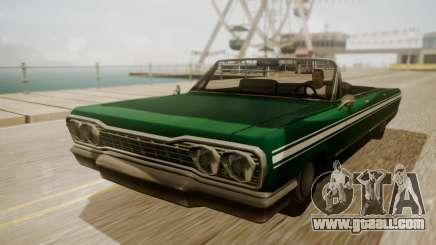 Savanna FnF Skin for GTA San Andreas