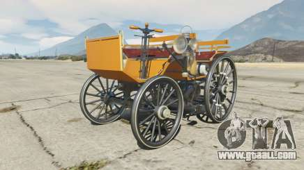 Daimler 1886 [colors] for GTA 5