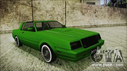 GTA 5 Willard Faction Custom for GTA San Andreas
