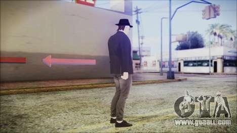 GTA Online Skin 49 for GTA San Andreas third screenshot