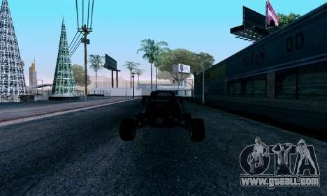 uM ENB for weak PC for GTA San Andreas forth screenshot