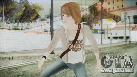Life is Strange Episode 5-4 Max for GTA San Andreas