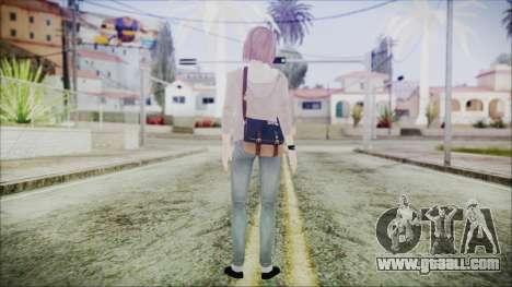 Life is Strange Episode 4 Max for GTA San Andreas third screenshot