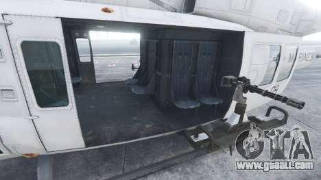 GTA 5 Bell UH-1Y Venom v1.1 sixth screenshot