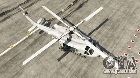 GTA 5 Bell UH-1Y Venom v1.1 fourth screenshot