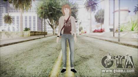 Life is Strange Episode 4 Max for GTA San Andreas second screenshot