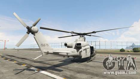 GTA 5 Bell UH-1Y Venom v1.1 third screenshot