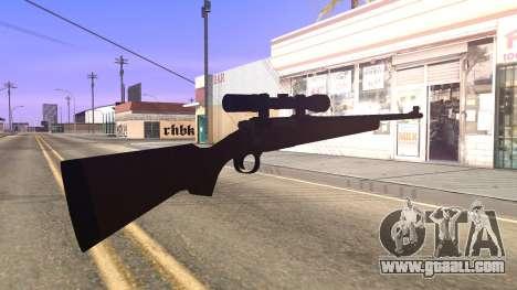 Remington 700 HD for GTA San Andreas third screenshot
