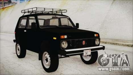 VAZ 2121 Niva 1600 2.0 for GTA San Andreas