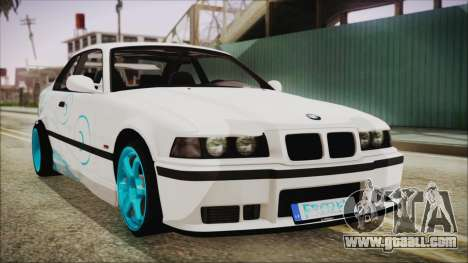 BMW M3 E36 Frozen for GTA San Andreas