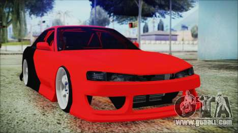 Nissan Silvia S13 Facelift S14kouki for GTA San Andreas