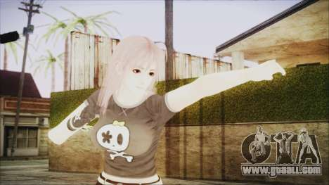 DoA Kokoro 2 for GTA San Andreas