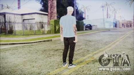 GTA Online Skin 5 for GTA San Andreas third screenshot