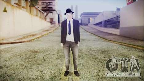 GTA Online Skin 49 for GTA San Andreas second screenshot