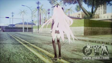 Krul Tepes [Owari no Seraph] for GTA San Andreas third screenshot