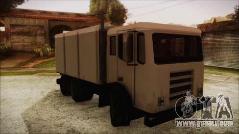 Dunemaster Beta for GTA San Andreas