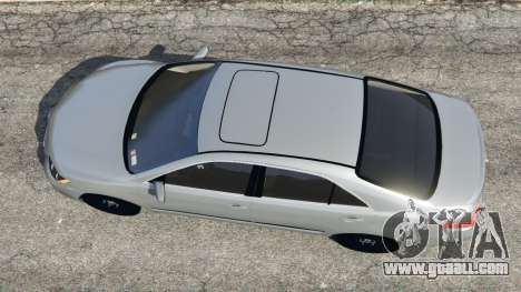GTA 5 Toyota Camry 2011 back view