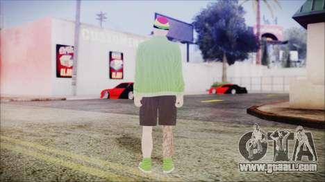 GTA Online Skin 44 for GTA San Andreas third screenshot