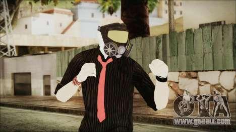GTA Online Skin 15 for GTA San Andreas