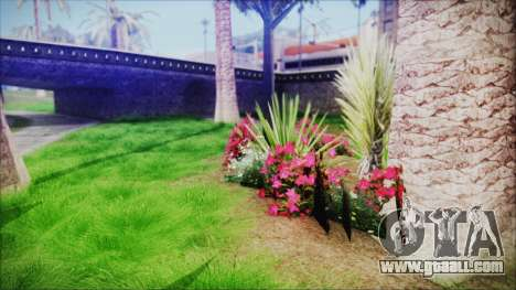 Super Realistic Grass for GTA San Andreas